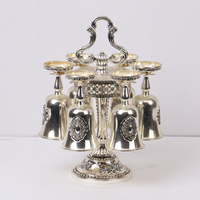 Home decoration, banquet dining classical zinc alloy drinkware