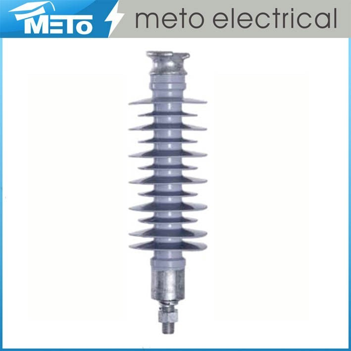 China supplier MT-IP03 new design Meto electrical 35kv high voltage 6KN composite pin type insulator