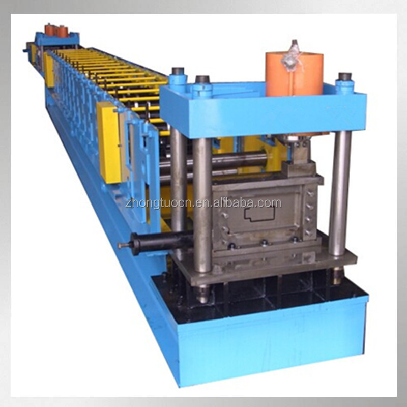 Metal door making steel framing roll forming machine