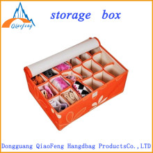 multipurpose storage box for clothes/Organizers of the sock