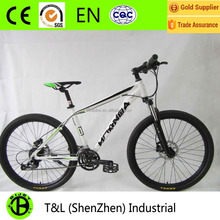 New design flexible Aluminum Alloy Mountain Bike/bicycle bicicleta factory