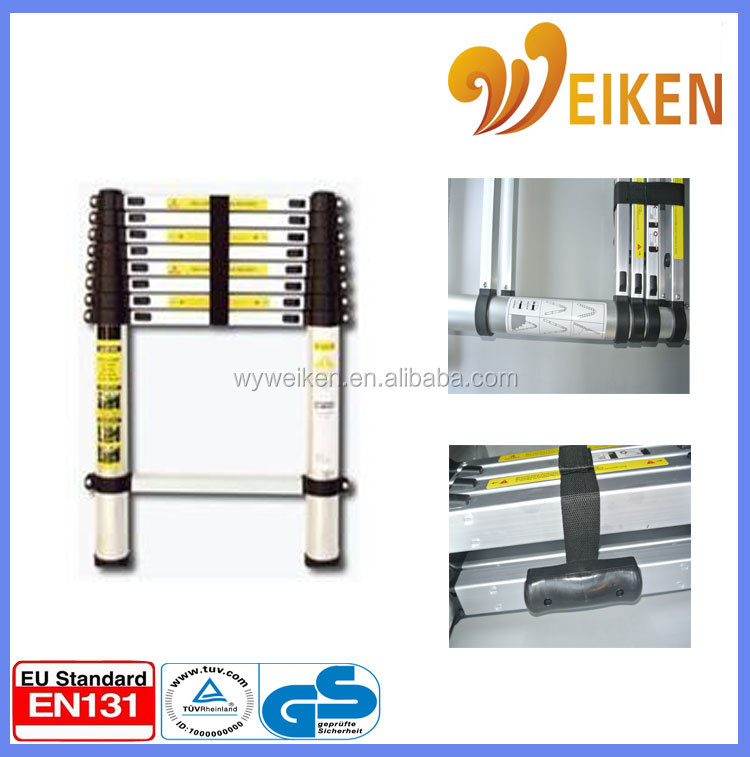 telescopic ladder parts