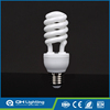New modern energy saving lamp plastic covers light cfl bulb
