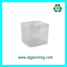 Transparent PVC Folding Box