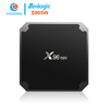 2017 cheapest X96 mini lcd tv packing box amlogic S905W 2GB RAM 16GB ROM