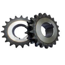MMS carbon and Stainless steel roller chain sprockets with high quality