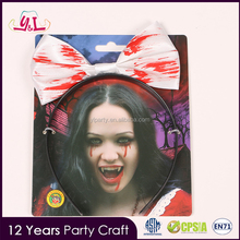Small Factory Idea Women Sexy Vampire Costumes Blood Headband For Halloween