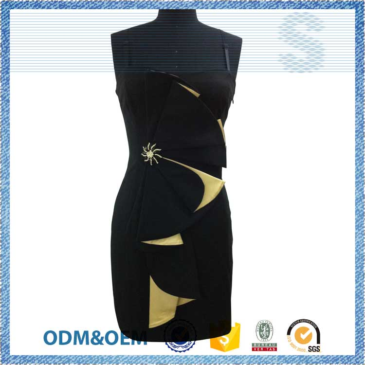 Welcome OEM ODM 2016 New Style decent evening dress