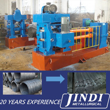 Factory supplier 4-16mm steel rebar wire making machine