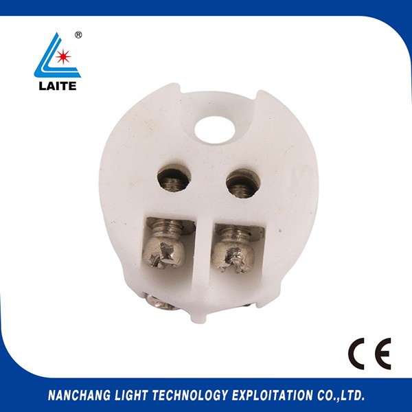 LAMP HOLDER BASEG6.35 GX5.3 MS09 WITH CE CERTIFICATE