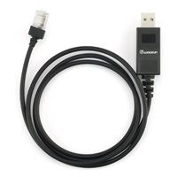 USB Programming Cable for Wouxun KG-UV920P Car Radio