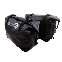 Motorcycle bag waterproof saddle bag