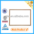 jiangsu GBB-002 120*240cm mounted magnetic Wooden Frame Magnetic marker boards whiteboard easel