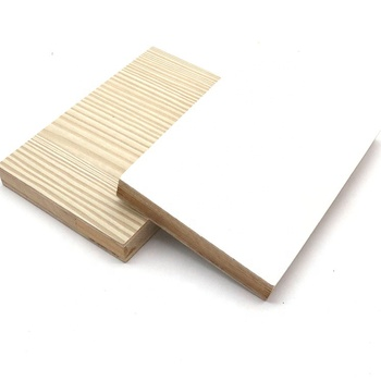 wbp gule melamin white bloc kboard 18mm for furniture