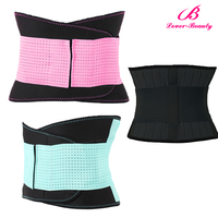 Newest Three Colors Back Straightening Support Slimming Belt Waist Shaper