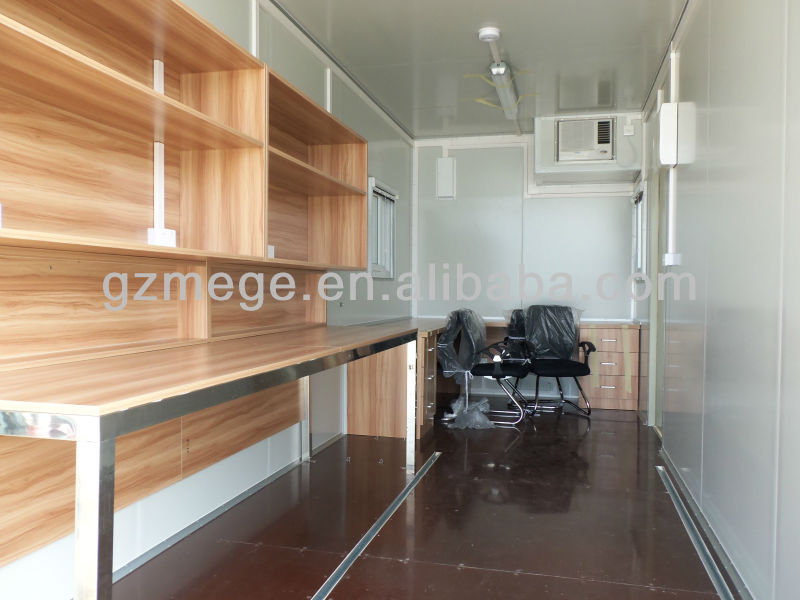 collapsible office container modified shipping container office for sale