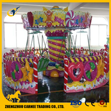 hot sale children game electric control family ride wave swinger with great price