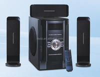 3.1 home theater system with bluetooth
