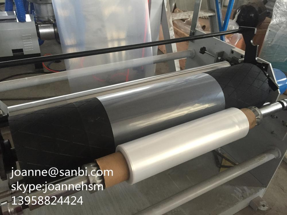 3 layer Common-extruding Rotary head Film Blowing Machine