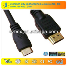 Hot sell 1.4v 1080p esata to hdmi cable and hdmi to bnc cable with Etherent