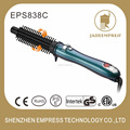 New hair styling tools easy to operate auto rotating curling iron with double PTC heater EPS838C