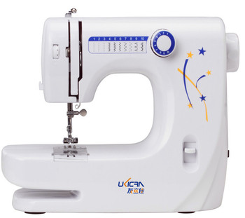 10 stitches multifunction household t-shirt sewing machine UFR-608