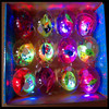 flashing bouncing balls,glitter water bouncing balls for kids play