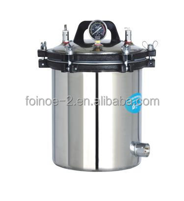 18L/24L Portable Autoclave Pressure Steam Sterilizer