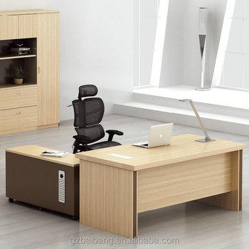 Hot sale modern office desk furniture office table for Modern office desk for sale