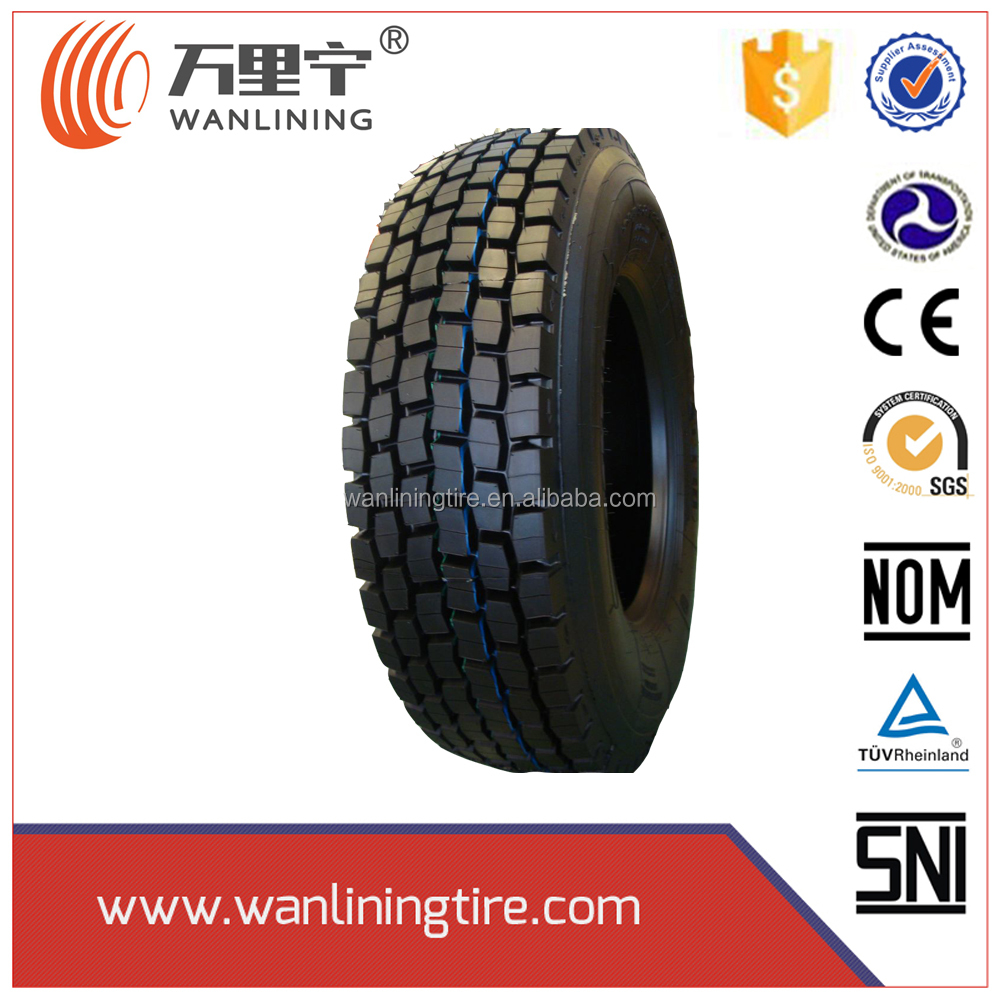 2017 new chinese all steel heavy radial truck tires 295 80r22.5 with high quality and good price tyre