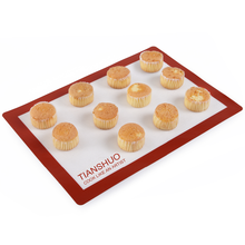 FDA & LFGB Approved Customized Non Stick Silicone Baking Mat