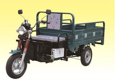 Electric Tractor Cargo