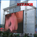 Niyakr P10 outdoor full color outdoor led tv display xxxl sexy led tv video