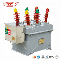 ZW8-12 series outdoor 12kv 50Hz three phase HV vacuum automatic circuit reclosers