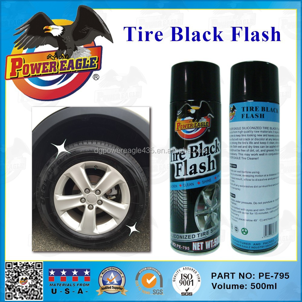 Best Tire Shine 500ml Power Eagle Tire Dressing