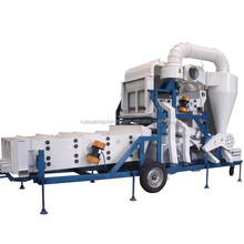 2018 The Mult-function Quinoa Grain Bean Seed Cleaning Machine/ Seed Processing Plant