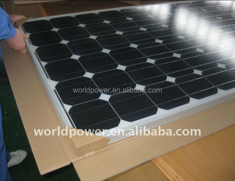 Solar Panel Price India 240W 250w 300W/Photovoltaic Panel/PV Module