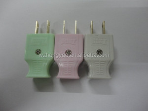 2013 Hot Thai Style plug color for white,red,green