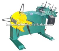 Automatic blanking machine with punching mould