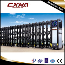 Industrial Aluminum Alloyed Electric Main Door