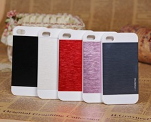 Steel wire drawing Cover Case For IPhone 5/5S