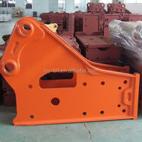 side type hydraulic rock hammer spare parts