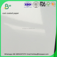 High quality 200gsm 230gsm Wax Coated Paper a4 180g cover paperphoto nail art paper