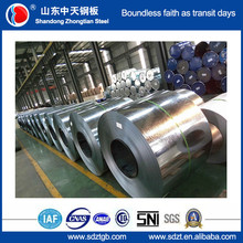 Full hard cold rolled galvalume coil G550 galvanized galvalume iron sheet types coil price