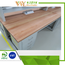 High Quality Wooden Beech Laboratory Furniture