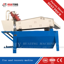 Hot sell good quality fine sand recovery recycling machine mud extration machine