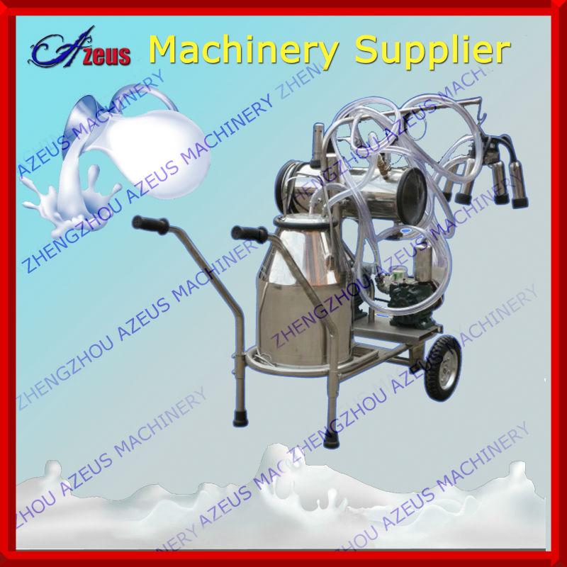 013 high quality stainless steel machine automatic milking system