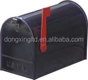 Durable residential U.S mailbox regular size