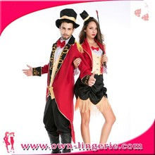 factory wholesale cheap price holiday funny carnival costumes fashion couple cosplay costumes