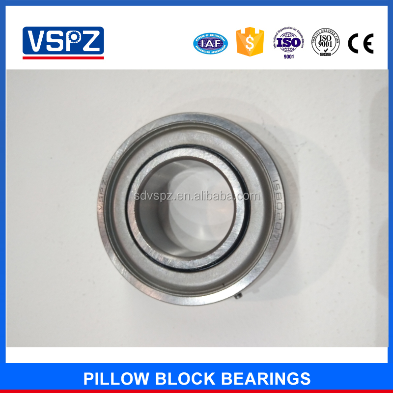 Pillow block bearing 1680208 A AK10 C17 AC17 for agricultural machinery harvesters Don 1200 1500 680